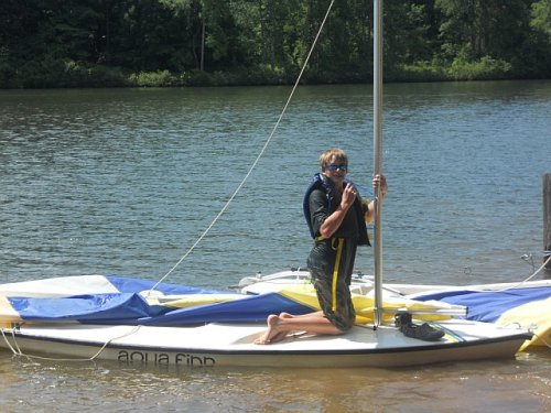Sailing Scouts